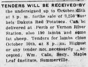 October 22 1917 / Charlottetown Guardian